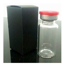 Black paper vial box, 10mL, Pk 100
