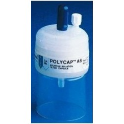 Whatman Polycap 36AS Capsule Filter with Filling Bell, 0.2um, Whatman 6706-3602