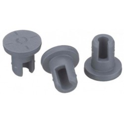 13mm Igloo Vial Stopper, Bag of 1000
