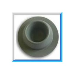 20mm Vial Stopper, Dry Round Bottom, Bag 1000