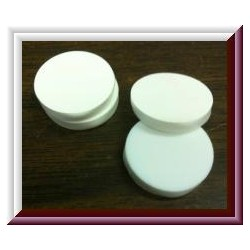 20mm Vial Stopper, Teflon/Silicone Septas, Pack of 50