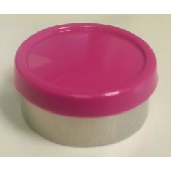20mm Superior Flip Cap Vial Seal, Magenta, Bag 1000