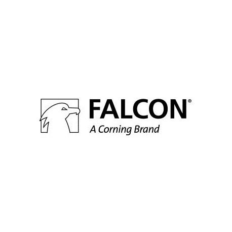 Falcon Purecoat carboxyl flask 175 354780
